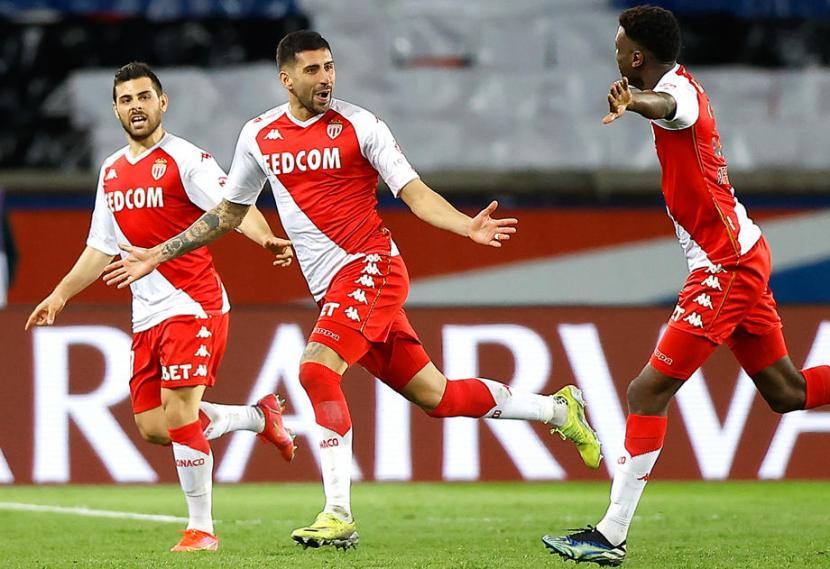 Pemain AS Monaco.