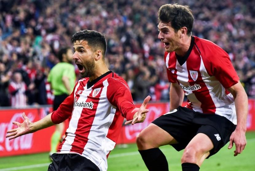 Atletico Madrid Ditumbangkan Athletic Bilbao 2 0 Republika Online