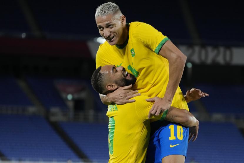 Jadwal Sepak Bola Olimpiade: Spanyol-Brasil Vs Tim Afrika ...