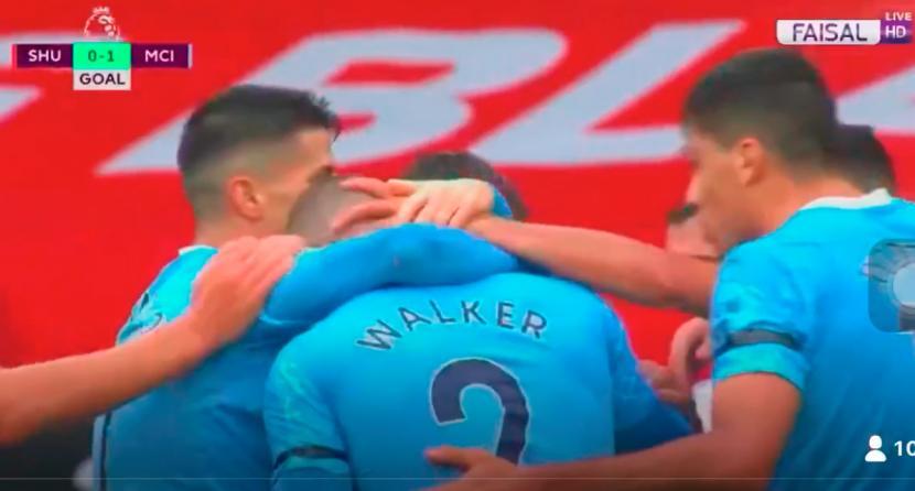 Manchester City Menang Tipis Atas Sheffield United