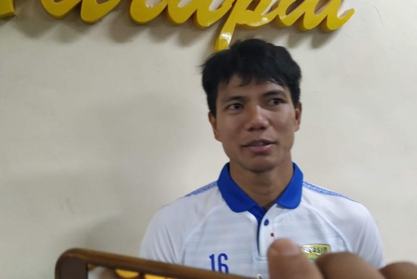 Achmad Jufriyanto alias Jupe.