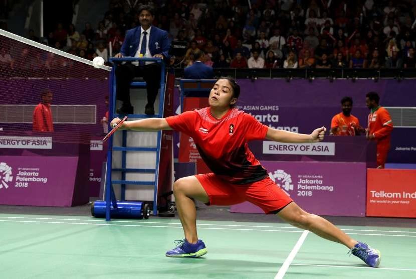 Pemain putri Indonesia, Gregoria Mariska Tunjung