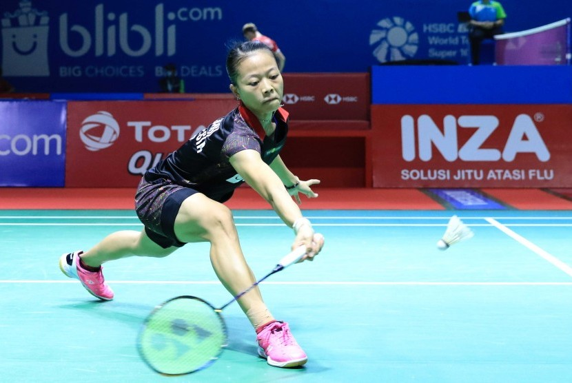 Pemain tunggal putri Indonesia, Fitriani