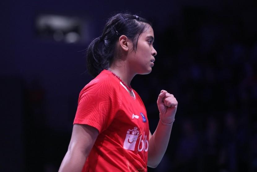 Pemain tunggal putri Indonesia, Gregoria Mariska