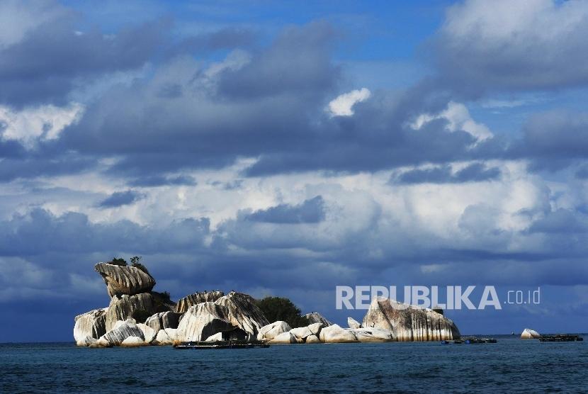 Pemandangan alam Belitung