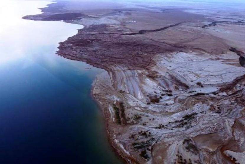 Pemandangan Laut Mati