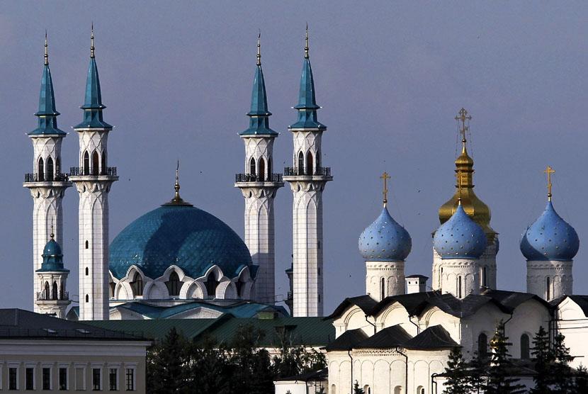 Alhamdulillah Rusia Akan Bangun Masjid Agung Republika Online