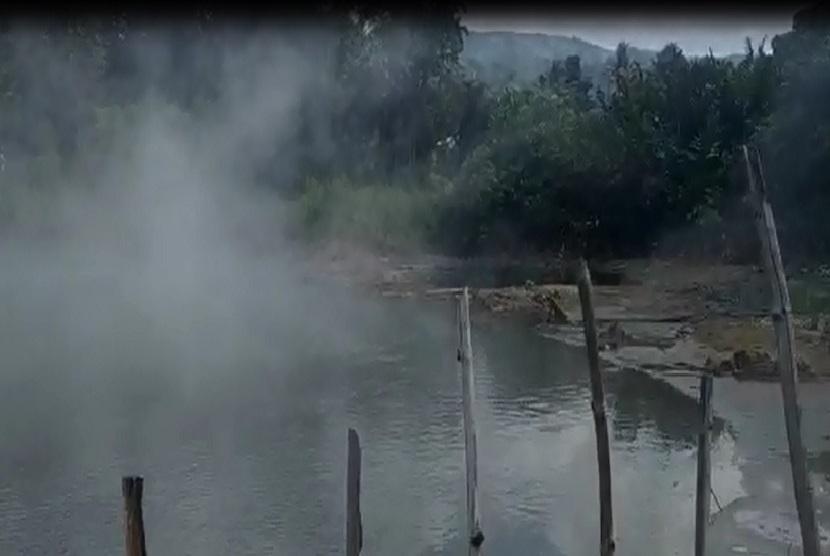 Pemandian Air Panas Semirip, Kabupaten Kerinci