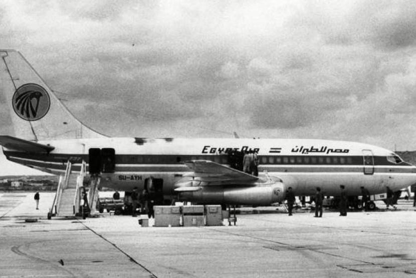Pembajakan Pesawat Egypt Air 648