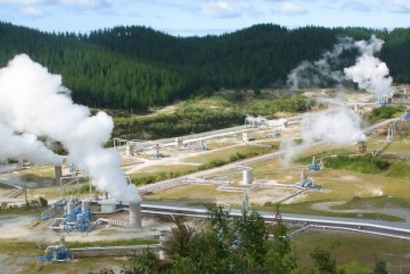 Pembangkit listrik panas bumi