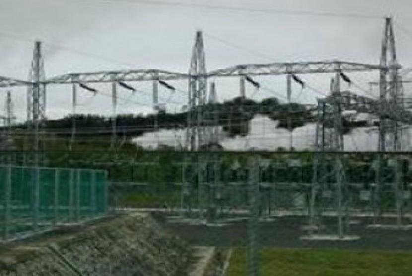 Pembangkit listrik panas bumi atau geothermal