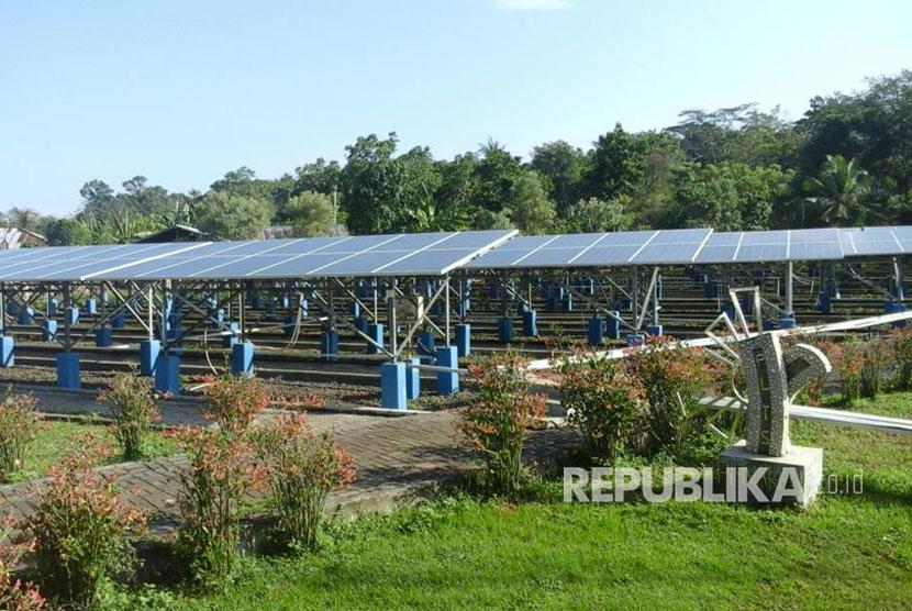 Pembangkit listrik tenaga surya di NTT