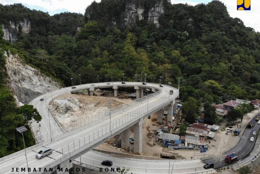Pembangunan infrastruktur oleh Kemeterian PUPR