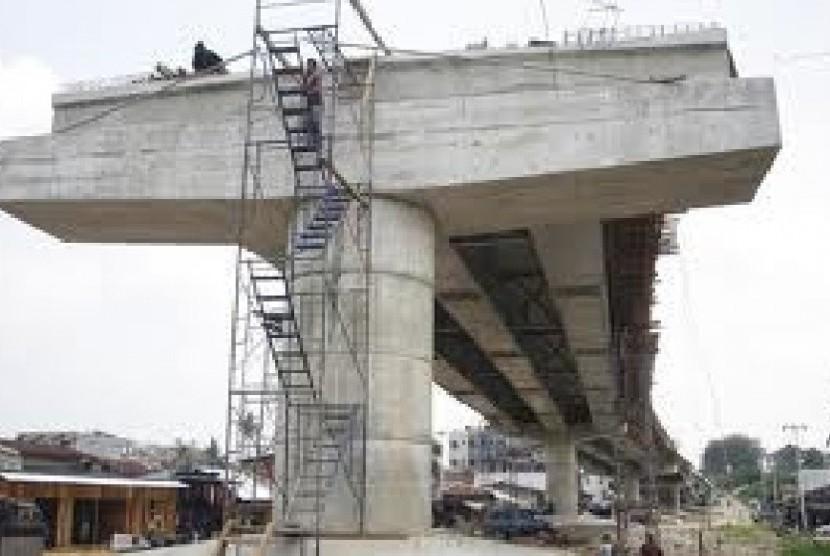Pembangunan Jalan Layang