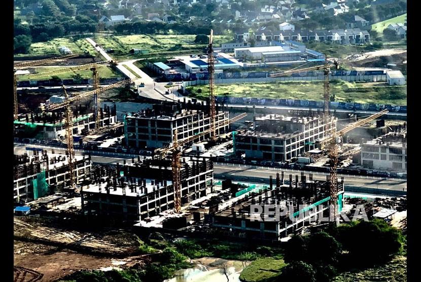 Pembangunan Meikarta terus berlanjut, Akhir Desember 2018 Lippo group akan serah terima, Senin (11/6)