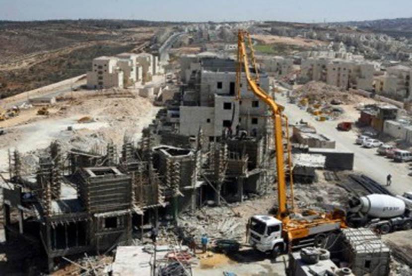Pembangunan pemukiman Yahudi di kawasan timur Yerusalem
