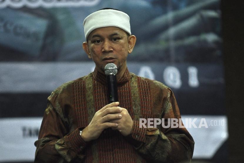 Pembina Yayasan Ihaqi Ustadz Erick Yusuf.