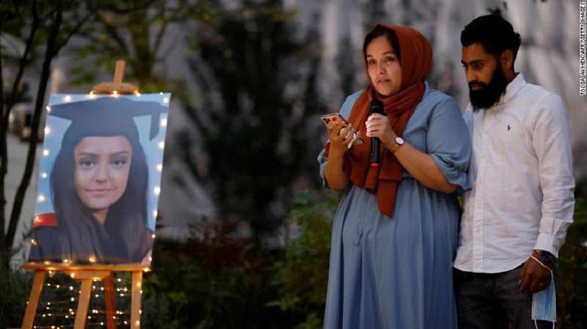 Pembunuhan guru Muslim Inggris Sabina Nessa