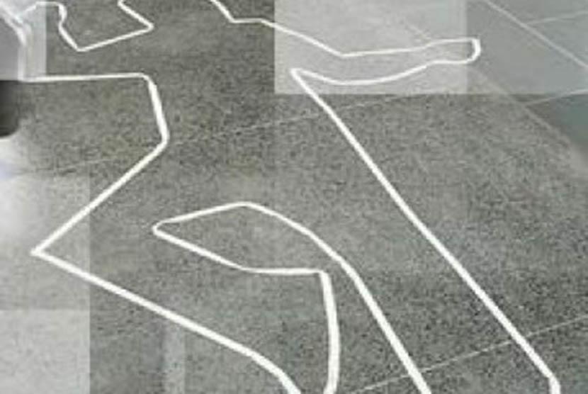 Pembunuhan, ilustrasi