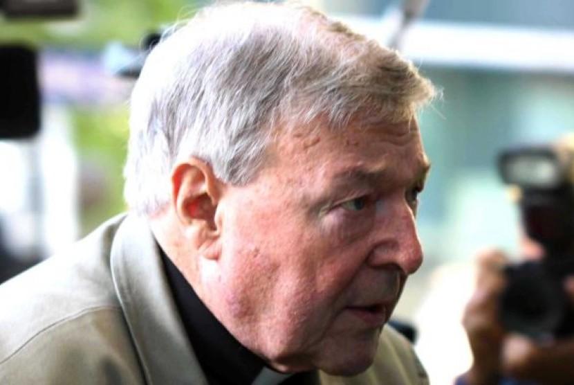 Pemeriksaan Kardinal Pell di persidangan pendahuluan (committal hearing) dilakukan tertutup selama para pelapor menyampaikan kesaksian mereka.