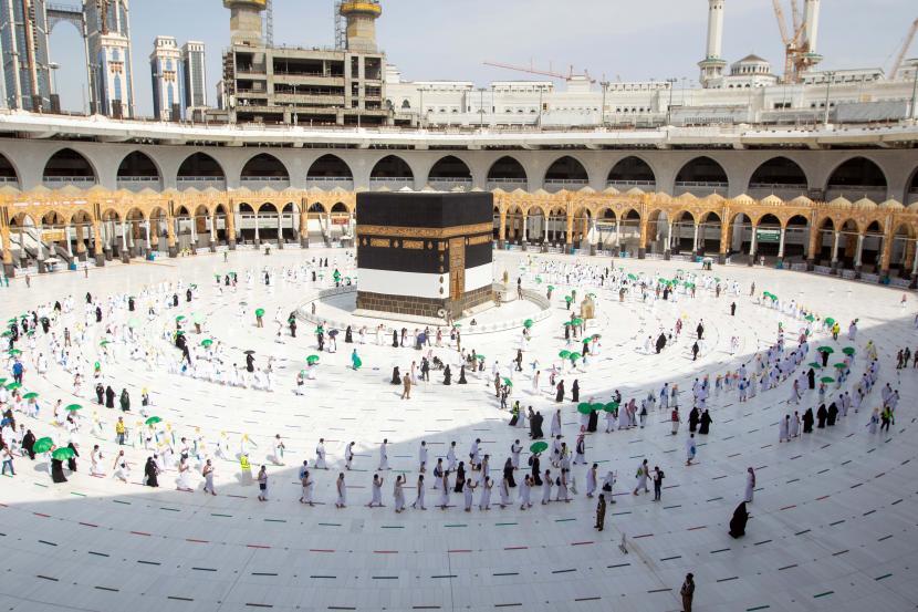 Pemerintah Arab Saudi kembali menerima jamaah umrah asal Indonesia.