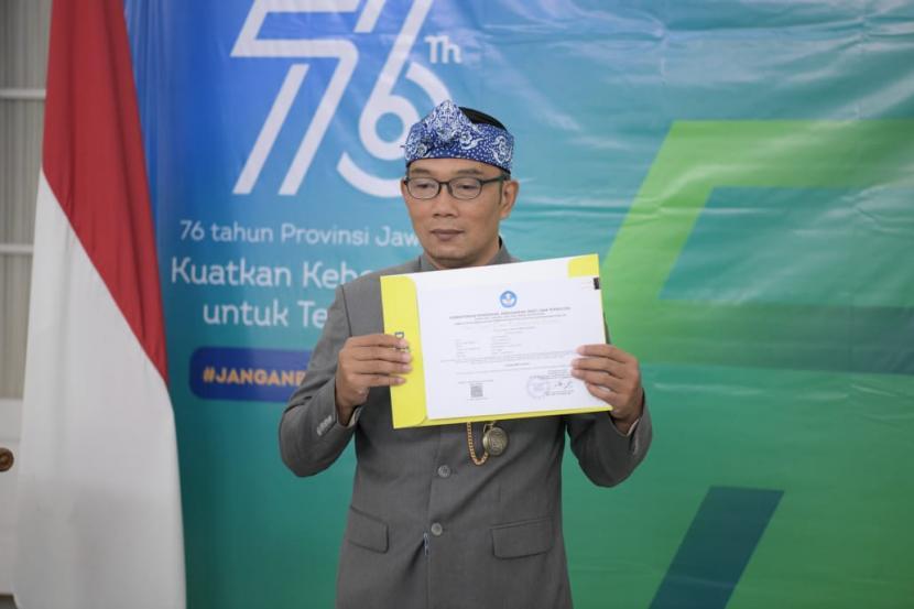 Kepala Dinas Pendidikan Jawa Barat, Dedi Supandi.