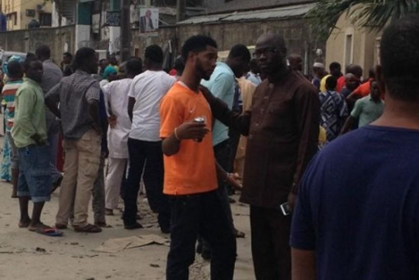 Pemilu Nigeria (ilustrasi)