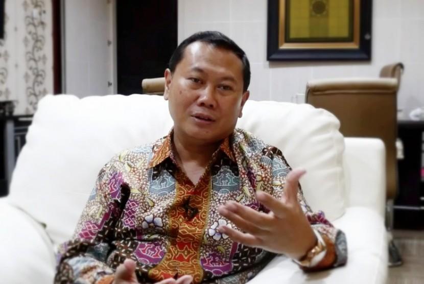 Pemimpin Gerakan Beli Indonesia, Heppy Trenggono