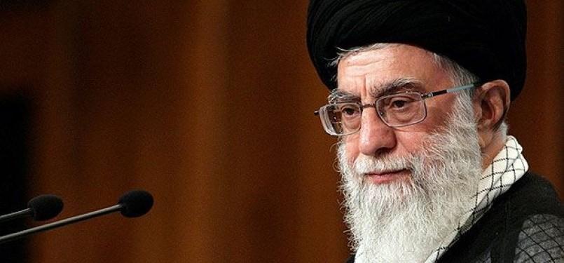 Pemimpin spiritual Iran Ayatollah Ali Khamenei