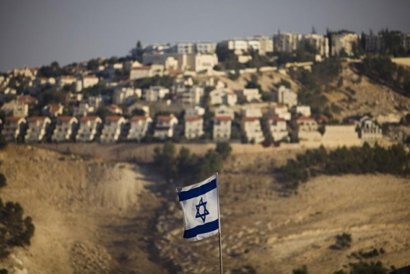 Pemukiman Israel di Tepi Barat