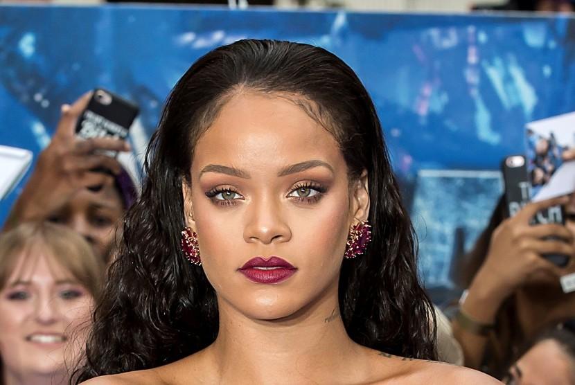 Penanyi Rihanna