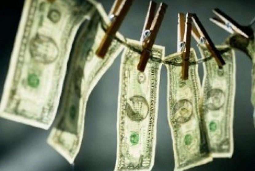 Pencucian Uang (Ilustrasi)