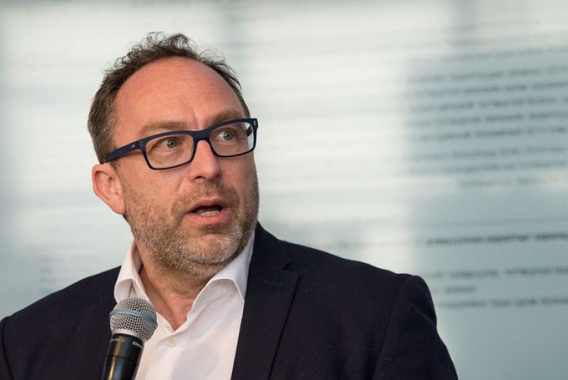Pendiri Wikipedia Jimmy Wales