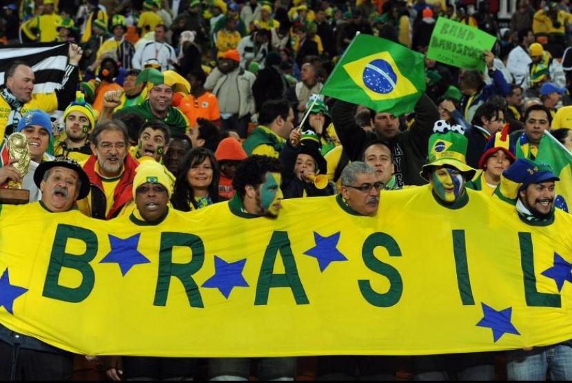 pendukung brasil