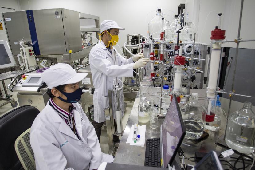 Mutasi Virus Jadi Tantangan Pengembangan Vaksin Merah Putih