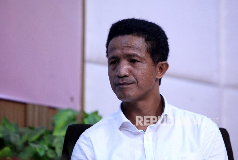 Peneliti Forum Masyarakat Peduli Parlemen Indonesia (Formapi) Lucius Karus
