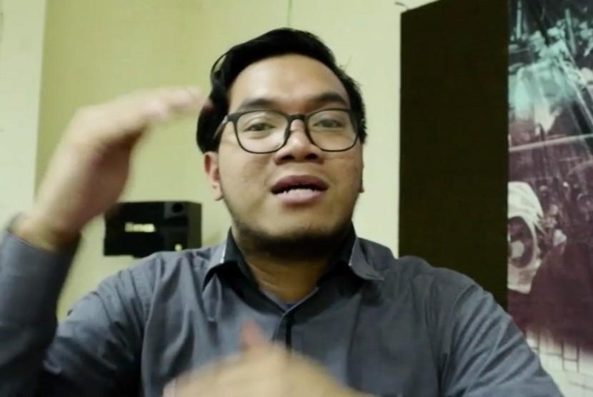 Pengacara publik Lembaga Bantuan Hukum (LBH) Jakarta, Andi Komara