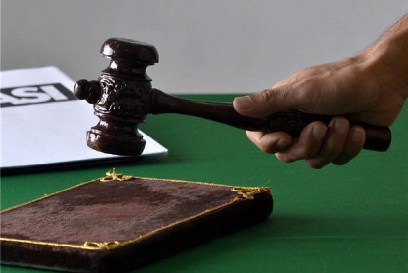 Pengadilan (ilustrasi)