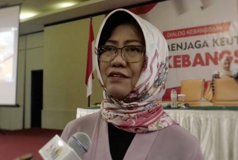Pengamat Politik Lembaga Ilmu Pengetahuan Indonesia (LIPI), Siti Zuhro