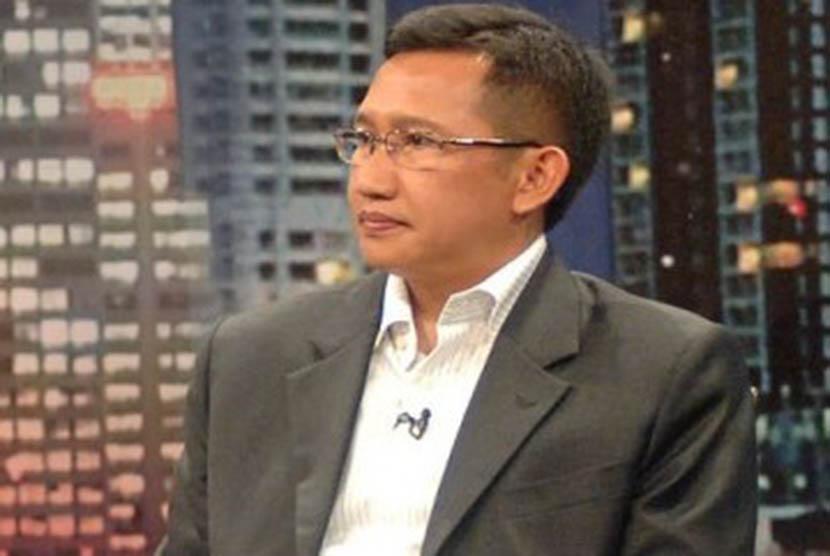 CEO Polmark Indonesia Research Center Eep Saefulah