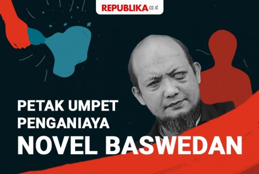 Penganiaya Novel Baswedan