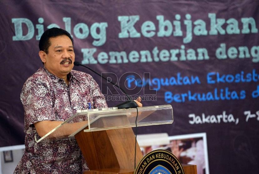 Sekretaris Jenderal Kemendikbud Didik Suhardi.
