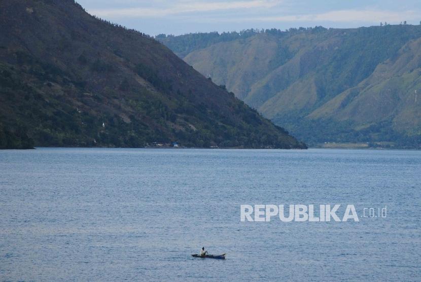 Danau Toba (ilustrasi)