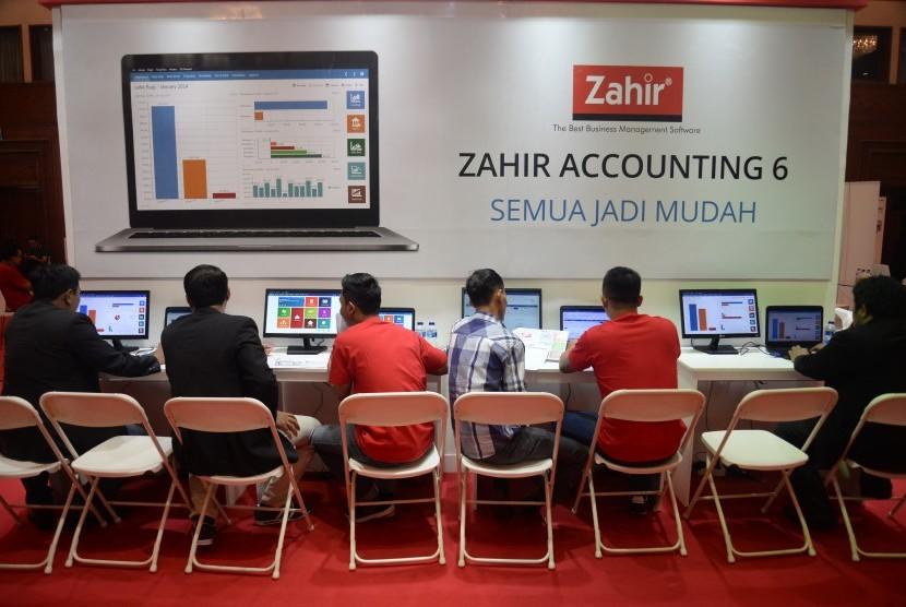 PT Zahir Internasional kini mengembangkan layanan fintech syariah yang dinamakan Zahir Capital Hub.