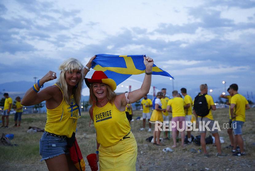 Kehidupan di Swedia Tetap Normal di Tengah Pandemi Covid-19