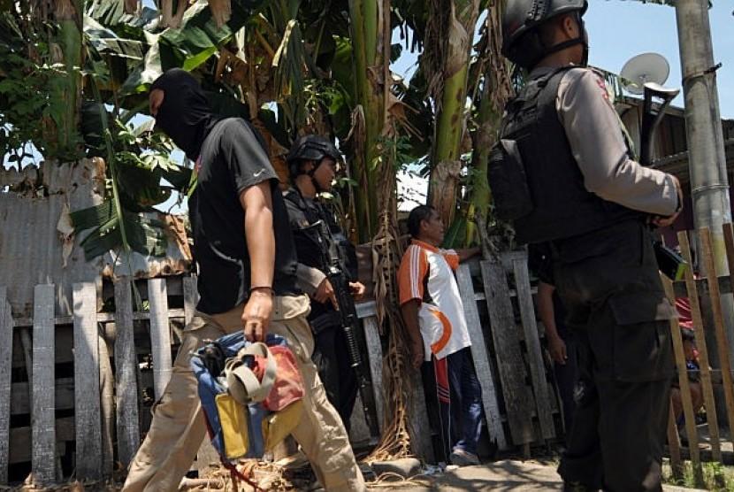 Penggerebekan kelompok Uighur di Poso, Sulsel