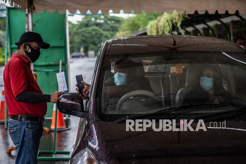 Wakil Gubernur DKI Jakarta Ahmad Riza Patria mengatakan kebijakan nomor kendaraan ganjil-genap di Ancol bertujuan mengurangi penumpukan lalu lintas yang berpotensi menimbulkan kerumunan pengunjung. (Foto: Pintu Gerbang Utama Timur, Taman Impian Jaya Ancol)