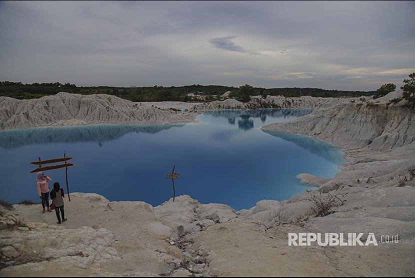 Kabupaten Belitung Timur juga sudah menjadi Uniesco Global Geopark.
