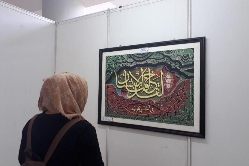Mengenal Keindahan Kaligrafi Arab Republika Online