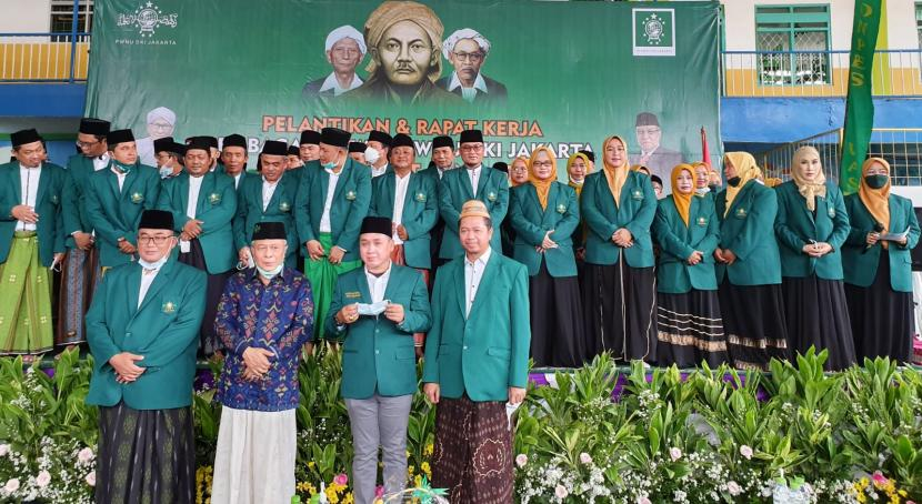Pengurus Lembaga Dakwah Pengurus Wilayah Nahdlatul Ulama (LD  PWNU) DKI Jakarta masa khidmat 2021-2026 dilantik pada Rabu (15/9).